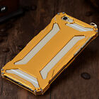 Luxury Aluminum Metal Button Hard Back Case Cover For iPhone 6 4.7 Plus 5.5