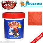 OMEGA ONE * Betta Buffet Flakes 12g * for all bettas fish * NEW FAST DELIVERY