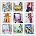 One Hundred Euro /Dollar /America Flag Beach Bath Towel BLANKET Money Design -CB