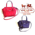 Uthentic Coach Taylor Leather Mini Tote / Crossbody F32944
