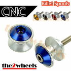 CNC Guia Craft Swingarm Spools Sliders M6 for Aprilia RS50 98-05