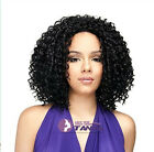 "12""~20"" 100% india remay human hair Afro Curl full/ front lace wig"