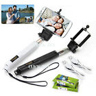 4 Buttons Bluetooth Selfie Stick Handheld Extendable Monopod For iPhone 6 5S HTC