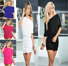Women Fashion Sexy Evening Dress Sleeveless Slim Cocktail Clubwear Bodycon Skirt