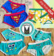 His and Hers Woman Man Cotton Couple Panties Underwear Cartoon valentine's gift