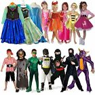 GIRLS & BOYS FANCY DRESS COSTUMES SIZES 1-8 REDUCED TO CLEAR $5.00 EACH
