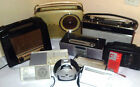 TRANSISTOR RADIOS   VINTAGE BUSH,  ROBERTS  - click on the site to chose