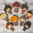 Haikyuu!! Haikyu Koedarize Rubber Strap Collection Vol.1 + 2