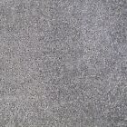 Dublin Twist Steel Shi Grey Heavy Domestic Carpet Lounge Bedroom Stain Resistant