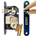 Kitemarked 6 Lever Mortice Sash Lock - The Easiest Latch Reverse in the World!