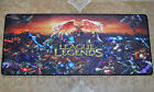 90x40cm League of Legends YUGIOH CARDFIGHT VANGUARD Mat Game Mouse Pad Playmat