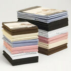 200 Egyptian Cotton Pillowcases - Standard or Oxford Edge