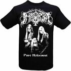 "Immortal "" Pure Holocaust "" T-Shirt 101062 #"