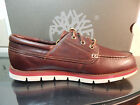 Timberland Men's Earthkeepers FATHER'S DAY Leather Boat Shoes Style #6727AM