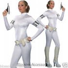 CL310 Secret Wishes Padme Amidala Star Wars Bodysuit Fancy Dress Womens Costume $78.5 AUD