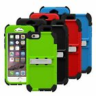 Heavy Duty Tough Shockproof Kraken With Stand Hard Case Cover For iPhone 6