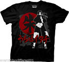 New Naruto Shippuden Anime Cartoon Itachi Kanji Adult T Shirt