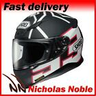 SHOEI NXR MARQUEZ ANT MATT BLACK RED WHITE FULL FACE PINLOCK MOTORCYCLE HELMET