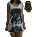 Jarvis Cocker Vest Tank-Top Singlet (Dress T-Shirt) Sizes S M L XL