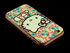 for Apple iPhone 6 & Plus Pink Hello kitty Hybrid back Case cover defender 6+