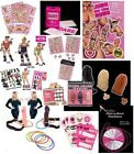 WILLY BINGO Hen Night Party Game JUNK ON THE HUNK Games Dare / Scratch Cards