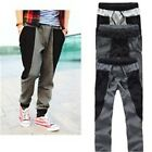 Popular Men's Jogging Sportswear Trousers Big Pocket Sweatpants Harem Pants - CB