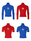 TBF Rash Vest long or short sleeve base layer lycra - Adult - Two Bare Feet -