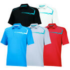 New Adidas Sergio Garcia ClimaChill Chest Print Golf Polo - Pick Size & Color