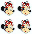 Wholesale Minnie Mouse Head Jewelry Making Metal Charms Pendants Party Gifts E69