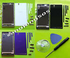 F-Full Housing Cover/Fascia Chassis For Sony Xperia Z L36 LT36H L36H C6603 C6602