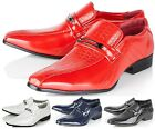 Monti Albani(136) Mens Smart Wedding Shoes Formal Office Casual Party Shoes