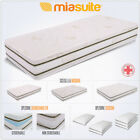 MATERASSO TOP H22 CM WATER FOAM + MEMORY RIVESTIMENTO ALOE VERA MADE IN ITALY