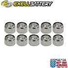 10x Exell A640PX 1.5V Alkaline Battery PX640A EN640A EPX640A LR52 FAST USA SHIP
