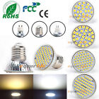 E27/GU10/MR16 24/29/48/60 3528/5050 SMD LED Spotlight Warm/Cool White Bulb UK