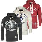 Crosshatch Lion Roar Print Pullover Hoody  Mens Size