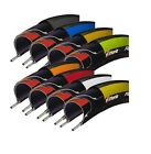 VITTORIA RUBINO 3 BIKE RIGID TYRE - 700x23 (Black-Blue-Red-Yellow-White)