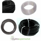 4MM, 13MM, 19MM IN METRES PIPE HOSE TUBE  HYDROPONICS, AQUARIUM, FISH POND