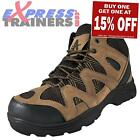 Premier Mens Tracker Hi Walking Outdoor Hiking Trail Boots Brown * AUTHENTIC *