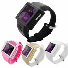 """2"""" Unlocked Android 4.1 Touch Smart Wrist Watch Cell Phone Bluetooth WiFi Camera"""