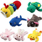 Baby Milk Bottle Plush Pouch Soft Covers Keep Warm Holders 500ml Cartoon T26S