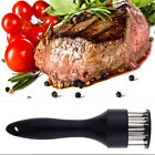 New Meat Tenderizer Stainless Steel Needle Prongs For Kitchen Tool Black/White