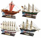 Nautical Wooden Historical Ship Boat Models Decoration Collectable Ornaments