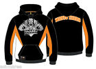 Wests Tigers NRL Supporter Polar Fleece Hoodie / Hoody Jumper