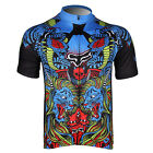 New Men's Cycling Jersey Comfortable Bike/Bicycle Outdoor Shirt S-3XL EOCJ21
