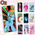 My Little Pony Cover for iPhone 5C, Quality Painted Case WeirdLand