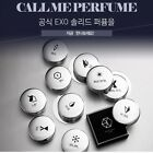 EXO Official Perfume CALL ME : SOLID PERFUME+GiftPhoto exodus love OfficialGoods