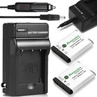 EN-EL19 Battery For Nikon Coolpix S33 S32 S3600 S3700 S4100 S5200 S6800 +Charger