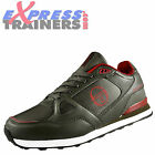 Sergio Tacchini Mens Vinci Casual Designer Running Trainers Olive * AUTHENTIC*