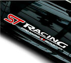ST Racing Sports Decal for Side Door Auto Sticker for Ford Chevrolet Toyota ...