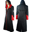 DMC 5 Devil May Cry Dante Coat Jacket Outfit Halloween Carnival Cosplay Costume